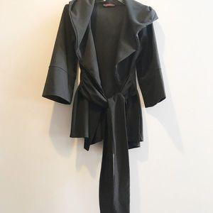 XTaren | Wrap Cardigan Hooded Jacket